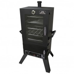 "Smoke Hollow PS 4400"" Propane Gas Smoker Review"