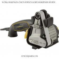 Work Sharp Ken Onion Edition Knife Sharpener Review
