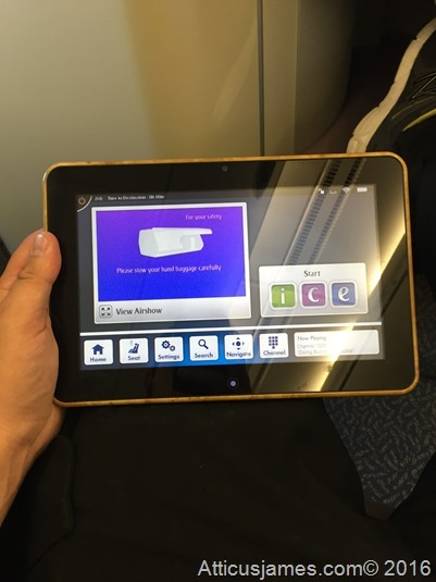 Emirates Tablet