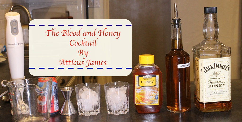 The Blood And Honey Cocktail